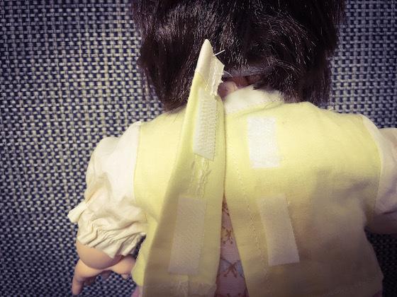 ぽぽちゃん服作り方18