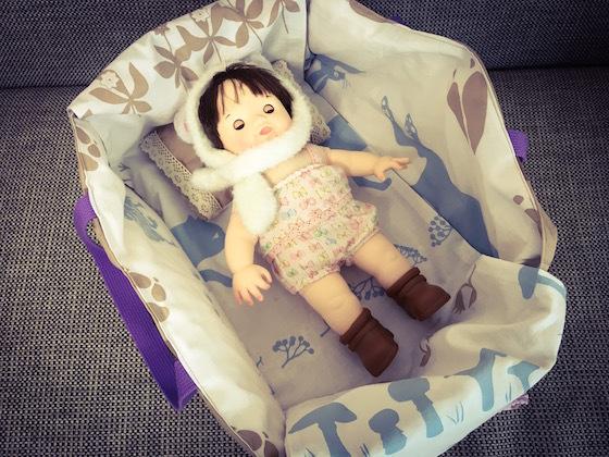 ぽぽちゃんメルちゃんベッドの布団5