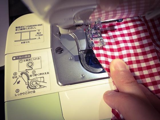 ぽぽちゃん服作り方6